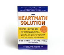 Boek The Heartmath Solution