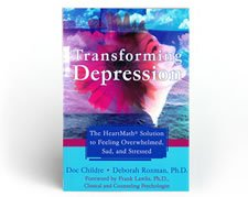 Boek Transforming Despression